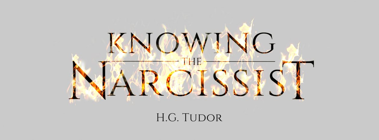 My recent interview with a well-known and highly published narcissistic psychopath-HG Tudor