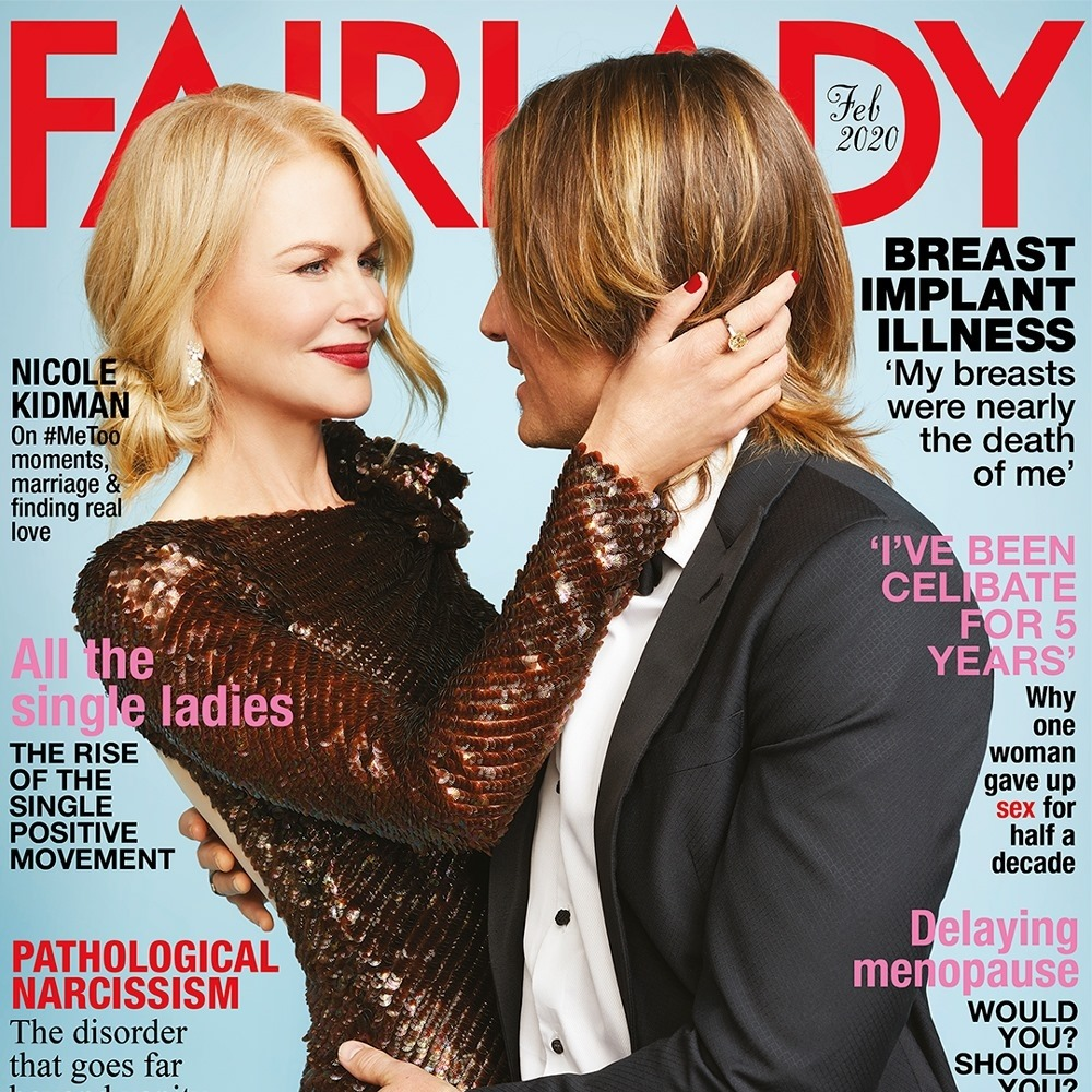 Article on pathological narcissism in the current issue of Fair Lady